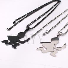 Chain Necklace, figarochain, Chain, Batman