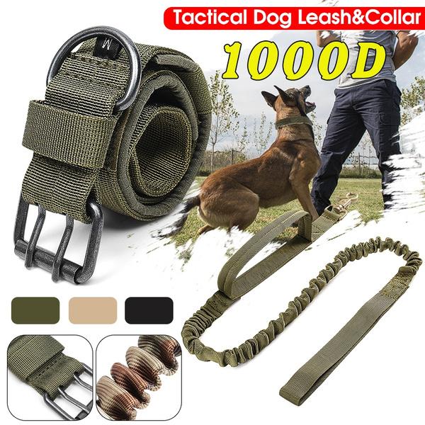 Military Einstellbare Hundehalsband mit Metallschnalle Training Halsband Haustier Hundehalsband Klettpatches Angebracht Werden S.Lux Tactical Nylon Hundehalsband