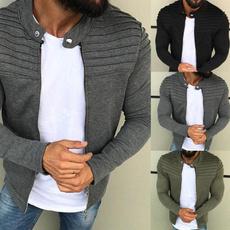 Fashion, cooljacket, zipperjacket, slim