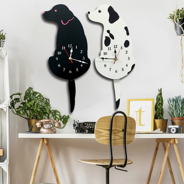 Unique, Gifts, Clock, Pets