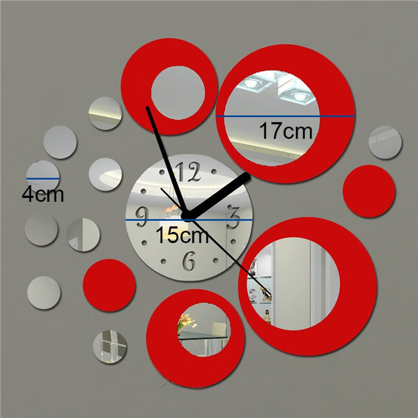 Fashion, art, Home Decor, Clock