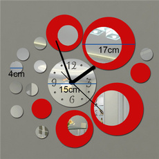 Fashion, art, Home Decor, Clock