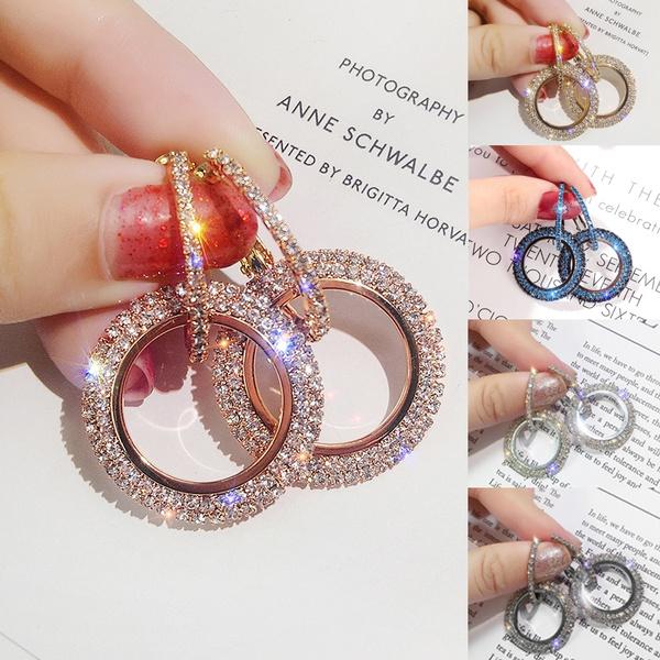 Stud, Hoop Earring, Jewelry, gold