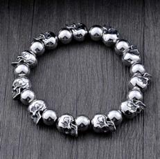 Steel, Fashion Jewelry, Fashion, Chain bracelet