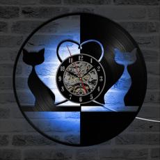 nightlightlamp, ledlightclock, Led Clock, walllamp