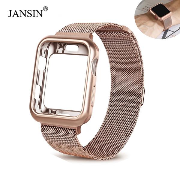 Steel, case, Apple, applewatchband42mm