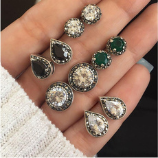 boho, Jewelry, Stud Earring, cheap stud earrings