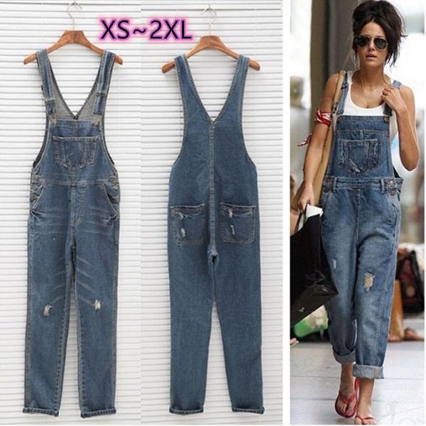 Jeans, trousers, baggydenimjeanswomen, Waist
