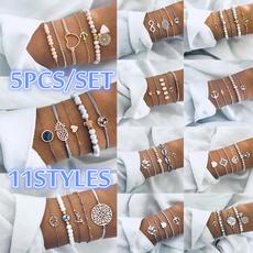 Charm Bracelet, infinity bracelet, Fashion, Love