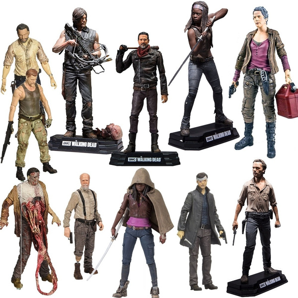 Box, Collectibles, thewalkingdeadmodeltoy, Gifts