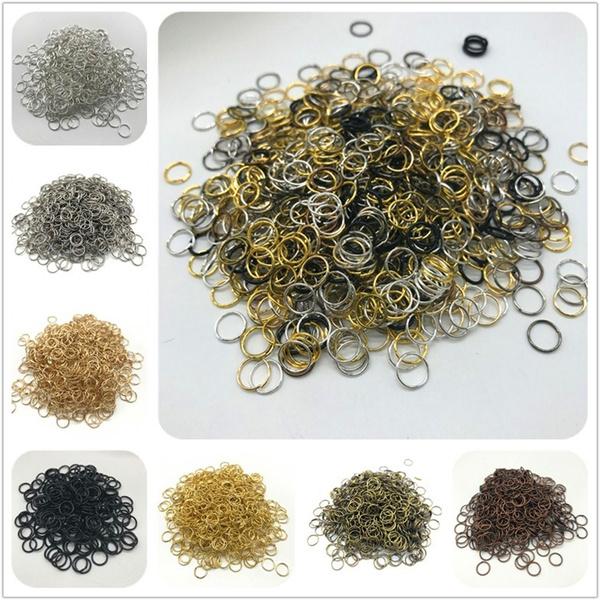 8MM, Jewelry, openjumpring, splitring