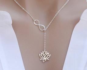 Engagement, Love, womannecklace, Chain Necklace