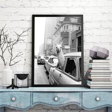Vintage, Decor, unframed, Home Decor