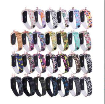 xiaomisiliconestrap, printedwristband, xiaomireplacementband, Bracelet