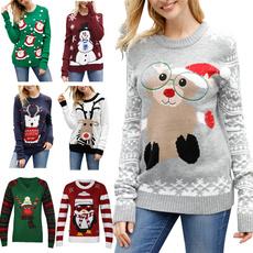 crewneck sweater, Funny, Fashion, Christmas