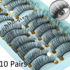 False Eyelashes, fullstrip, crosslashe, wispylashe