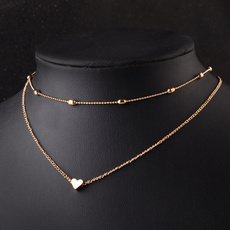 Party Necklace, gold, women necklace, necklace for women