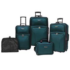 luggageset, Teal, Luggage