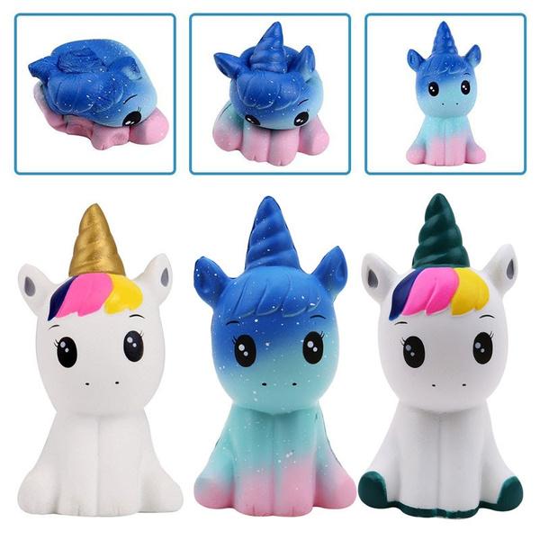 horse, slowrising, cutetoy, unicorn