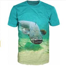 cute, Plus Size, 3dmentshirt, Shirt