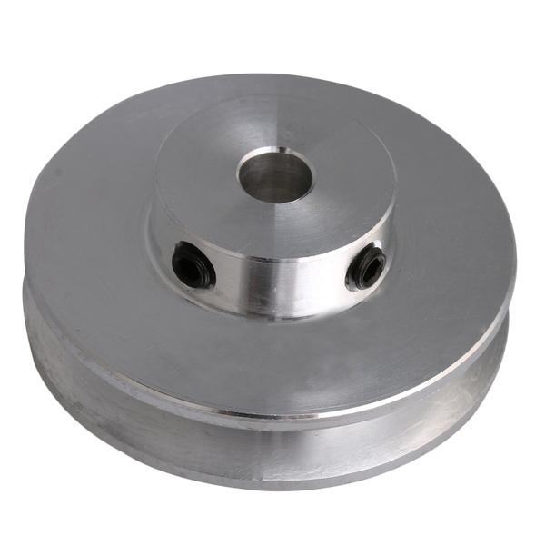 aluminumalloyonegroove, 6mmfixedboresteppulley, Jewelry, Aluminum