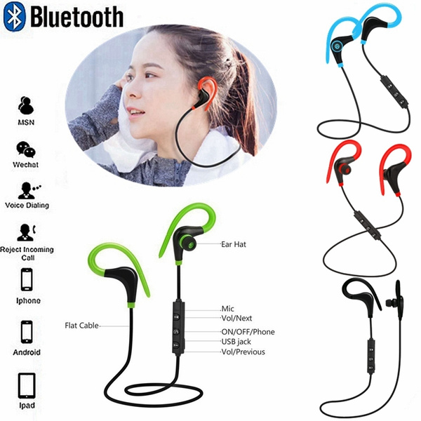 bluetoothearbudswithmic, Headset, Microphone, Sport