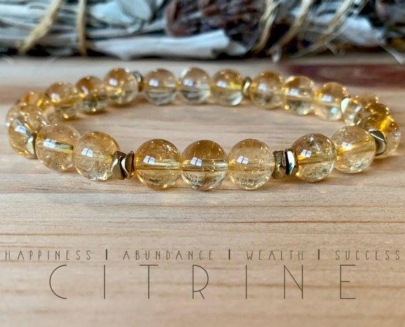 Crystal Bracelet, gothicbracelet, Jewelry, yogabracelet