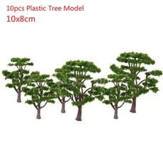 Decor, plastictreemold, sceneryscale, Tree