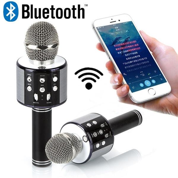 handheldmicrophone, Microphone, Entertainment, phonemicrophone