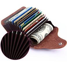 organcard, leather wallet, Fashion, cardsetsholder