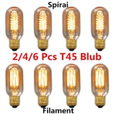 Light Bulb, retroe27bulb, Vintage, lgiht