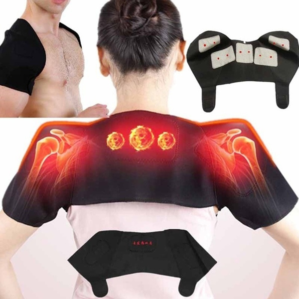 Shoulder, Protection, painrelieve, Magnetic