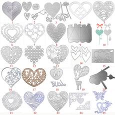 Heart, scrapbookingcarddecoration, Scrapbooking, homedecorative
