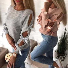 blouse, knitwear, Fashion, Necks