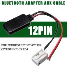citroenaux, audioauxcable, Music, Audio Cable