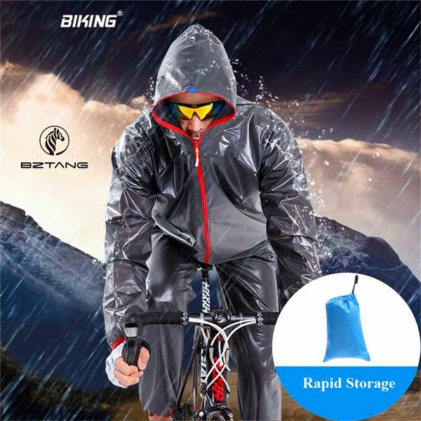 Fashion, Bicycle, Sports & Outdoors, raincoat