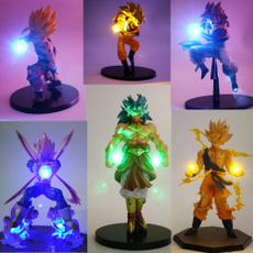 vegeta, supersaiyan, gogetaactionfigure, Night Light