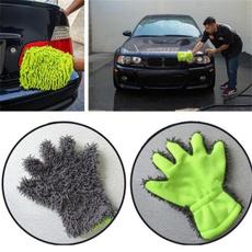 carwashingglovecar, Home & Living, Cars, polishingglove