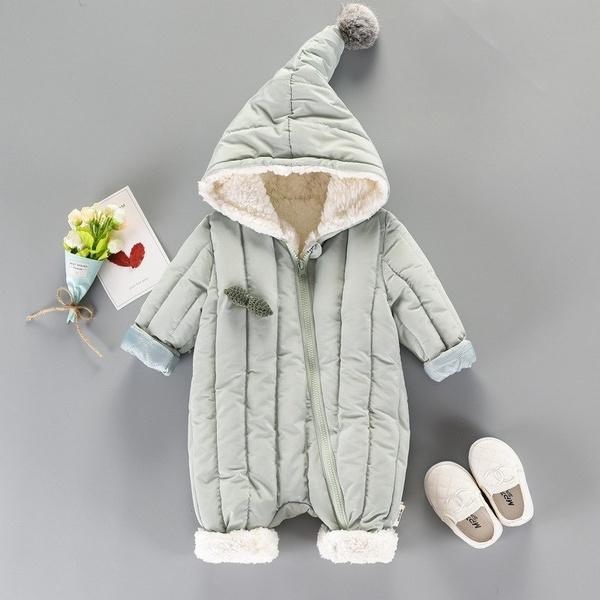 cute, Fashion, Winter, babywinterromper