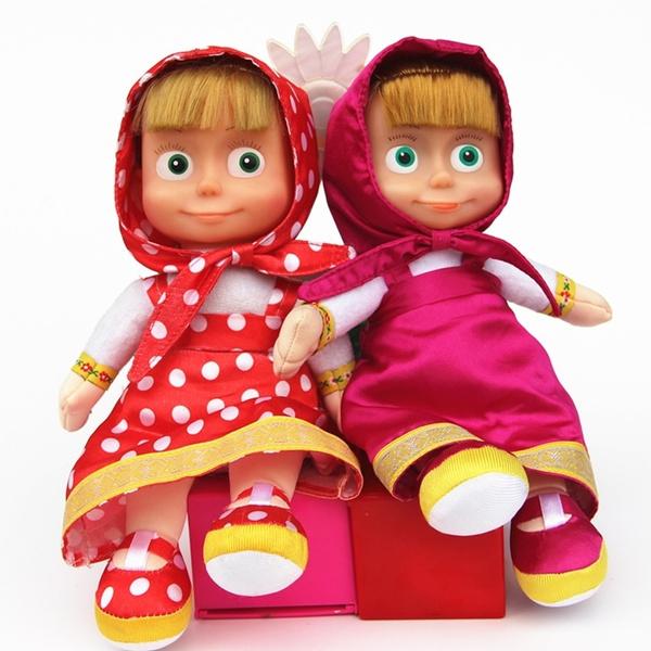 Plush Doll, Toy, doll, mashadoll
