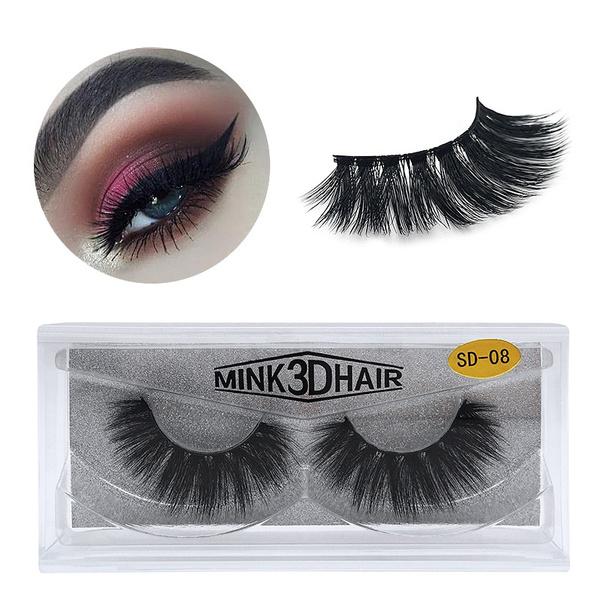 False Eyelashes, Beauty Makeup, Eye Shadow, Beauty