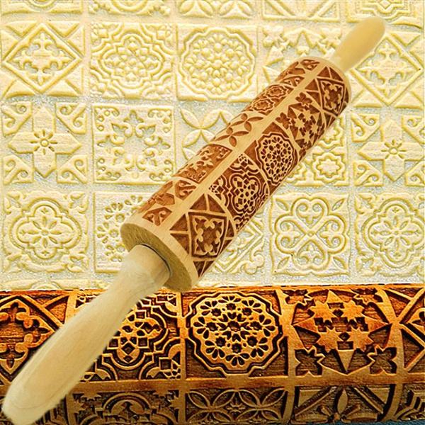 doughrollingpin, cookiesmold, Tool, Kitchen Accessories