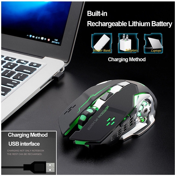 usbmouse, led, usb, Wireless Mouse