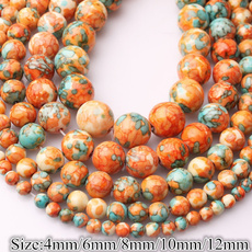 Blues, rainbow, Jewelry, beadsstrand