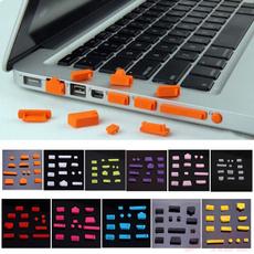 Laptop, antidustplug, Silicone, 13pcsport