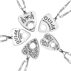 ouijaboardnecklace, Goth, necklacesamppendant, Jewelry