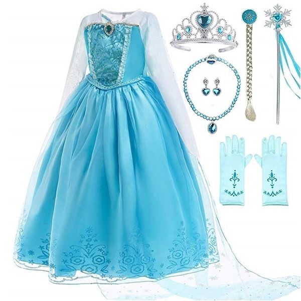 Blues, Cosplay, Princess, Frozen