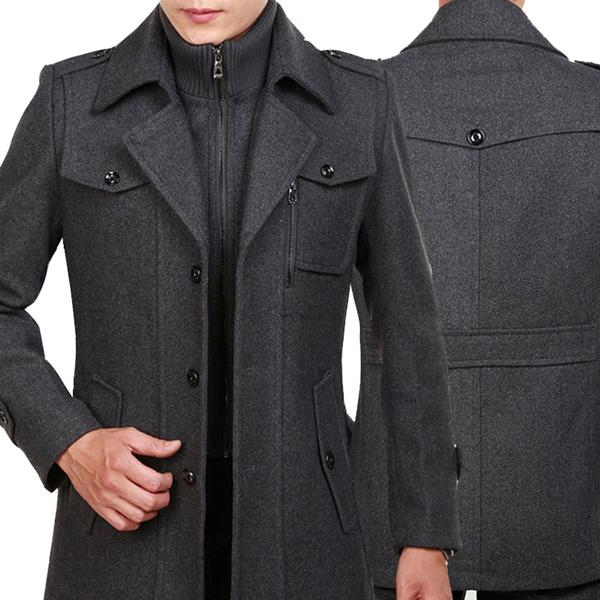 woolen, Jacket, warmjacket, trenchcoatformen
