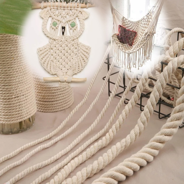 8MM, macramerope, Strings, Rope