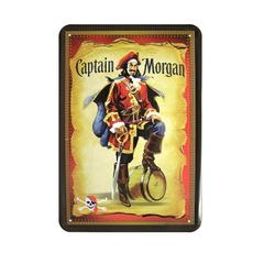 captainmorgan, Decor, Hotel, Wall Art